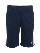 ADIDAS ORIGINALS, Heren Broek '3-Stripes', navy / wit