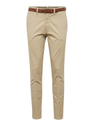 JACK & JONES, Heren Chino 'JJICODY JJSPENCER WW WGITE PEPPER NOOS', be...