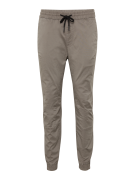 JACK & JONES, Heren Broek 'JJIVEGA JJBOB WW STEEL GREY', greige