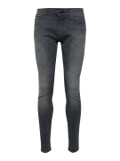 G-STAR RAW, Heren Jeans '3301 Deconstructed Skinny', grey denim