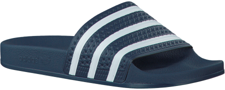 Adidas Tongs ADILETTE HEREN en bleu