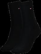 Tommy Hilfiger Chaussettes 371221 en noir