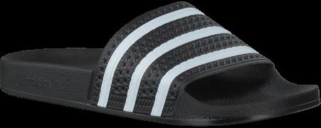 Adidas Tongs ADILETTE HEREN en noir