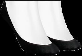 Tommy Hilfiger Chaussettes TH WOMEN BALLERINA STEP en noir