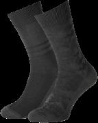 Marcmarcs Chaussettes DAVE en gris
