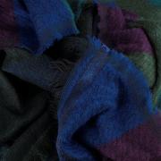 NOTRE-V Foulard CORTNEY en bleu