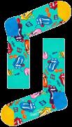 Happy Socks Chaussettes ROLLING STONES THUMBLING SOCK en multicolore
