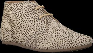 Maruti Chaussures à lacets GIMLET HAIRON LEATHER en beige