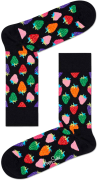 Happy Socks Chaussettes STRAWBERRY en multicolore