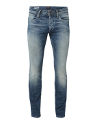 JACK & JONES, Heren Jeans 'JJGlenn Original JJ 887', blauw