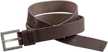 G-STAR RAW, Heren Riem 'Duko', donkerbruin